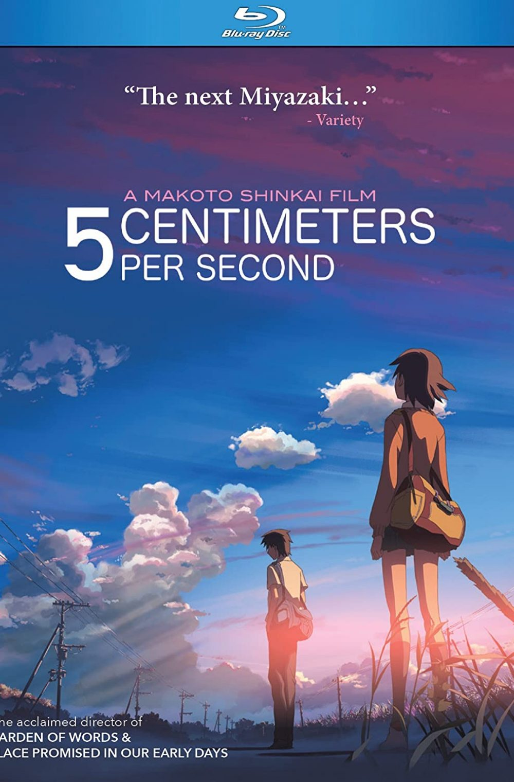 5 Centimeters Per Second + Extra