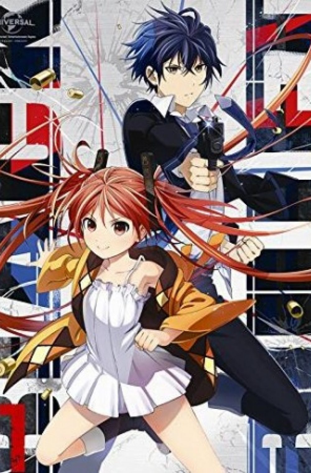 Black Bullet (UNCENSORED) + Special