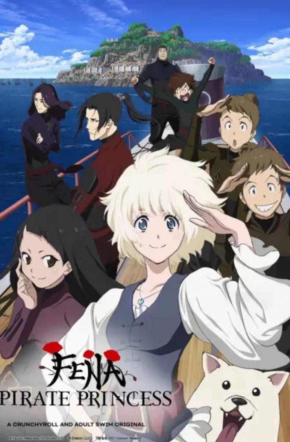 Fena: Pirate Princess – Kaizoku Oujo