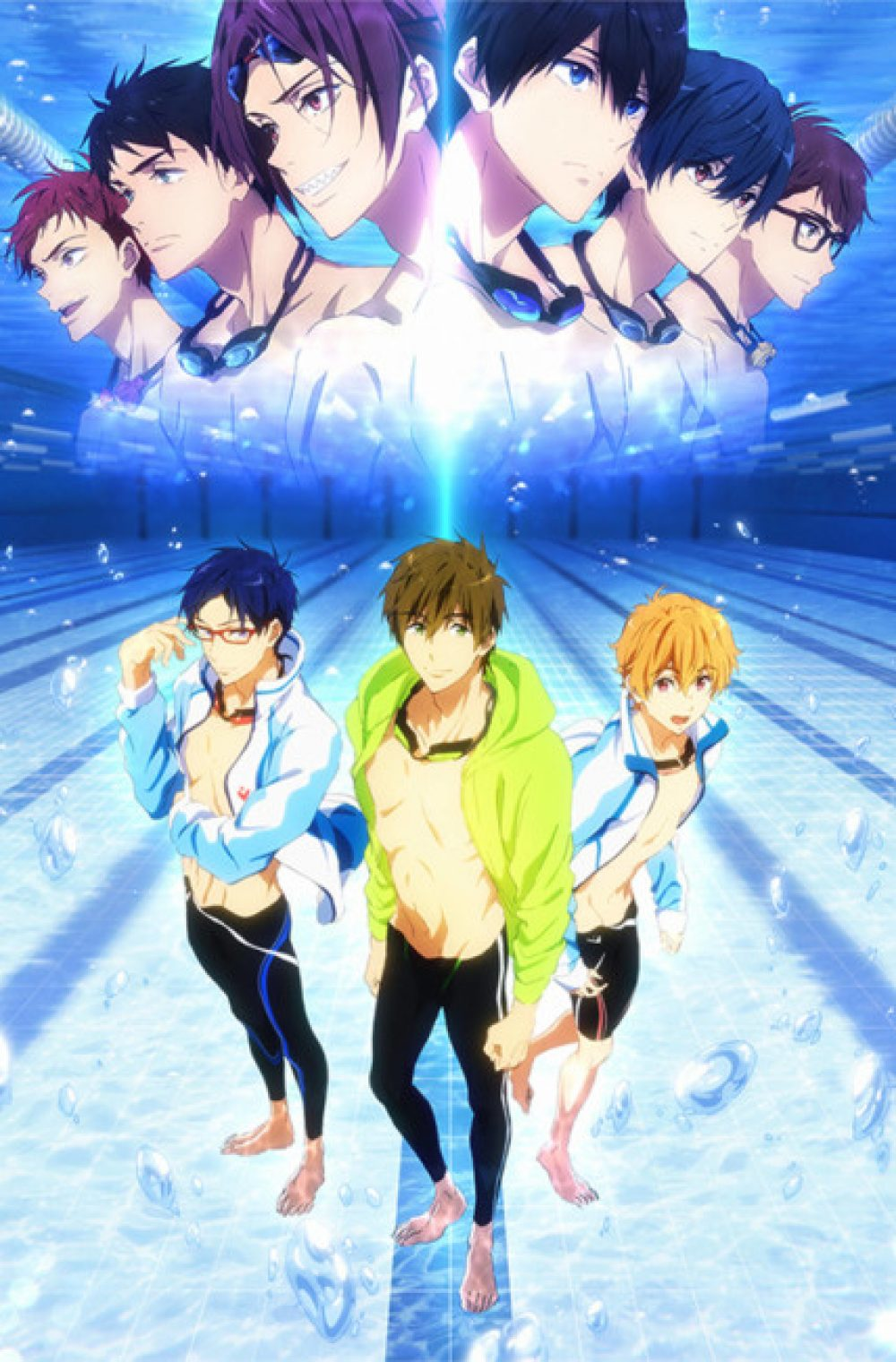 Free! Road to the World: Yume ( Free! Dive to the Future Movie )