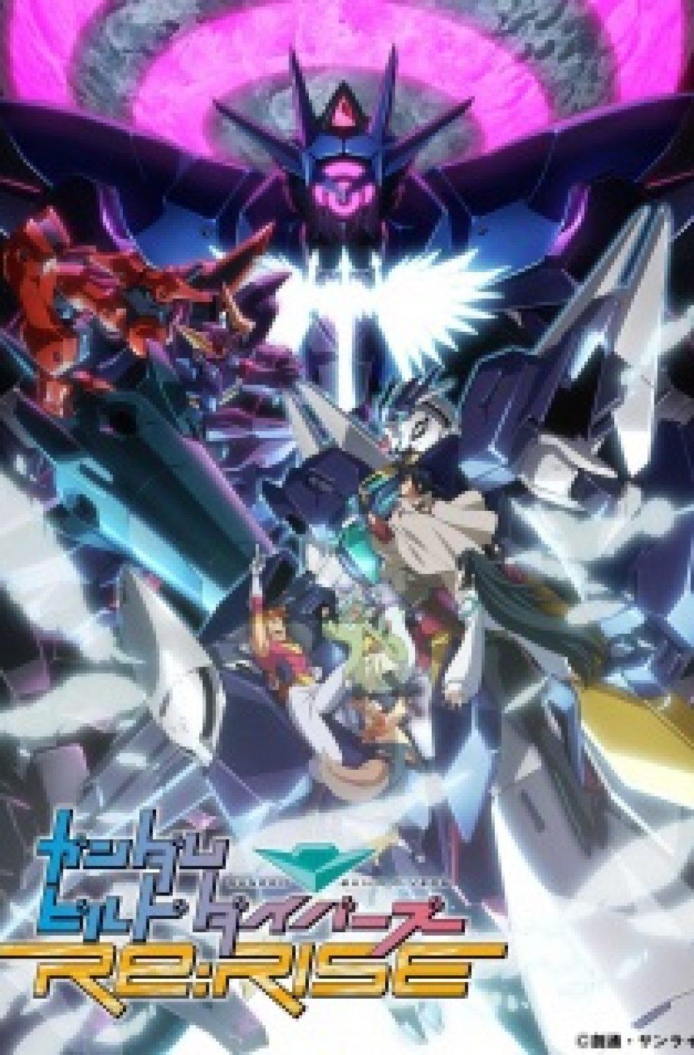 Gundam Build Divers Re Rise 2nd Season