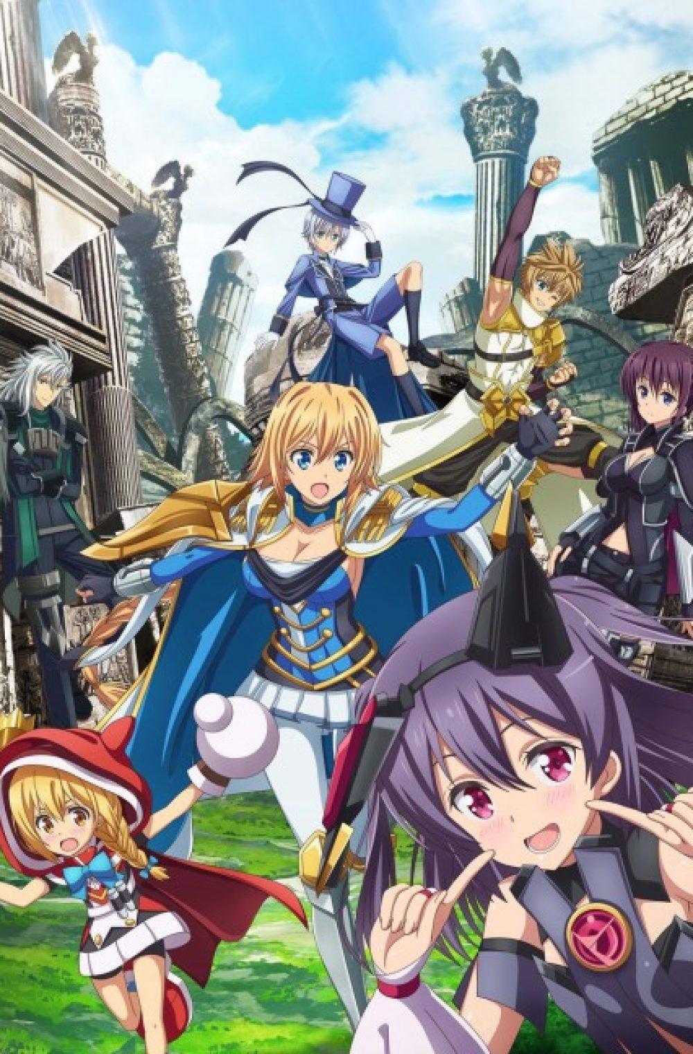 Hangyaku-sei Million Arthur 2