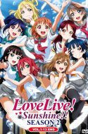 Love Live! Sunshine!! Aqours Animated Song Collection