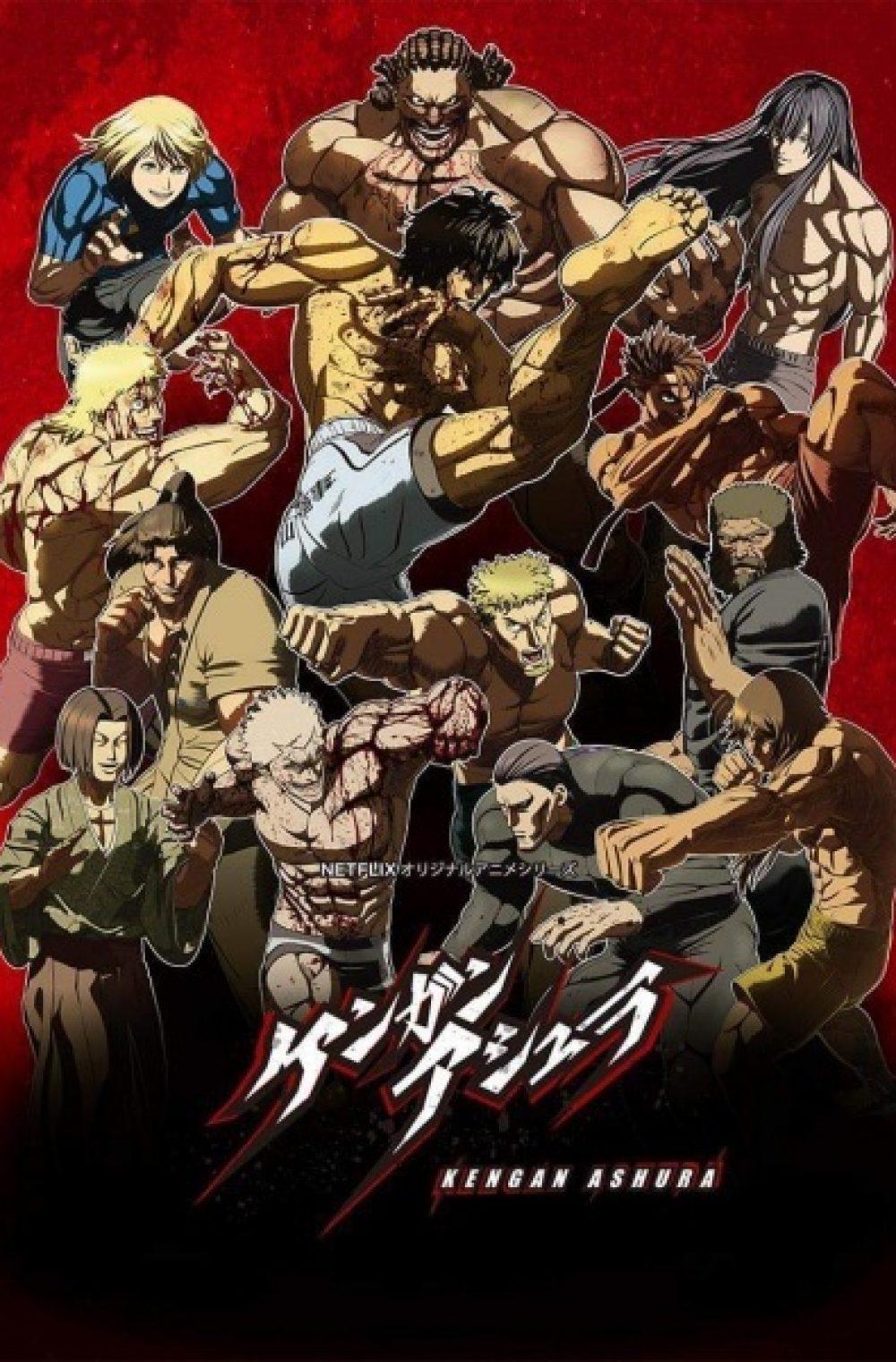 Kengan Ashura Season 2