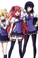 Sky Wizards Academy (UNCENSORED) + OVA – Kuusen Madoushi Kouhosei no Kyoukan