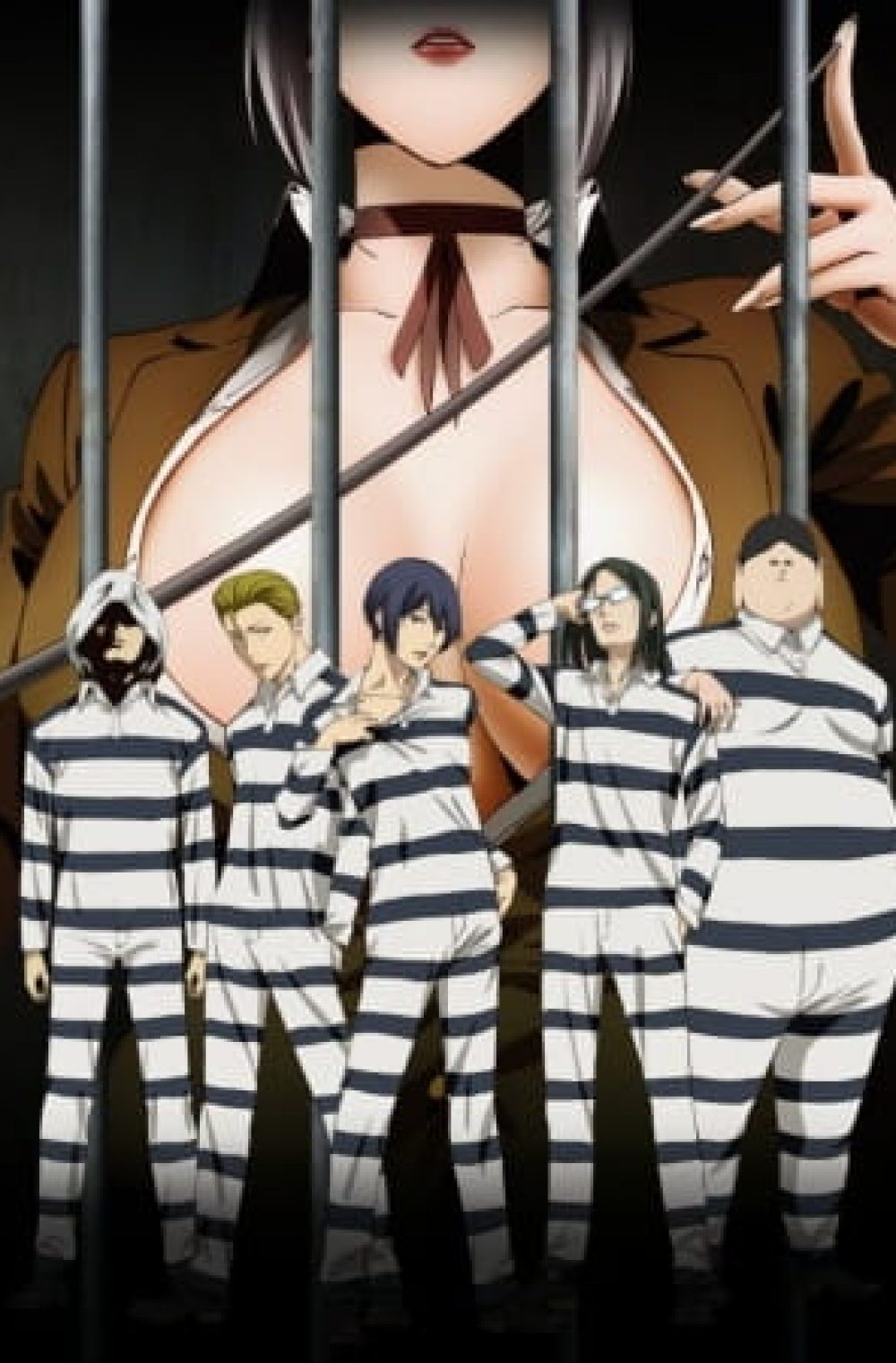 (DUB) Prison School (UNCENSORED)