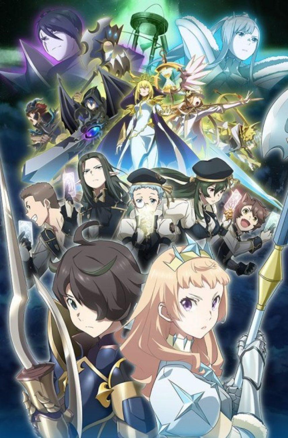 Seven Knights Revolution Eiyuu no Keishousha – SEVEN KNIGHTS REVOLUTION Hero Successor