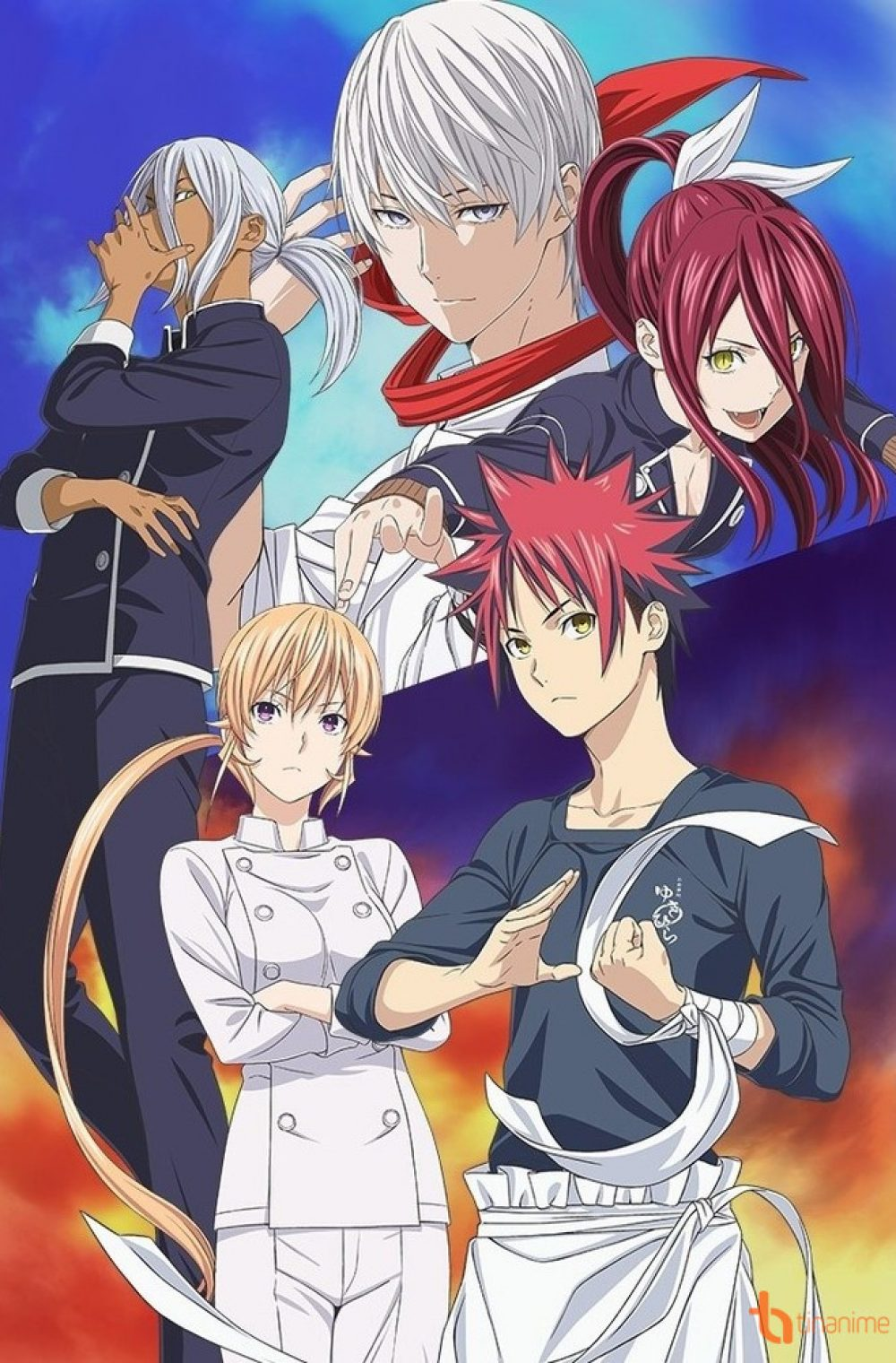 Food Wars! The Third Plate – Shokugeki no Souma: San no Sara