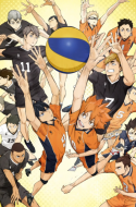 Haikyuu!! TO THE TOP 2