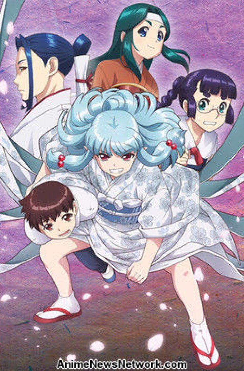 Tsugu Tsugumomo – Tsugumomo Season 2