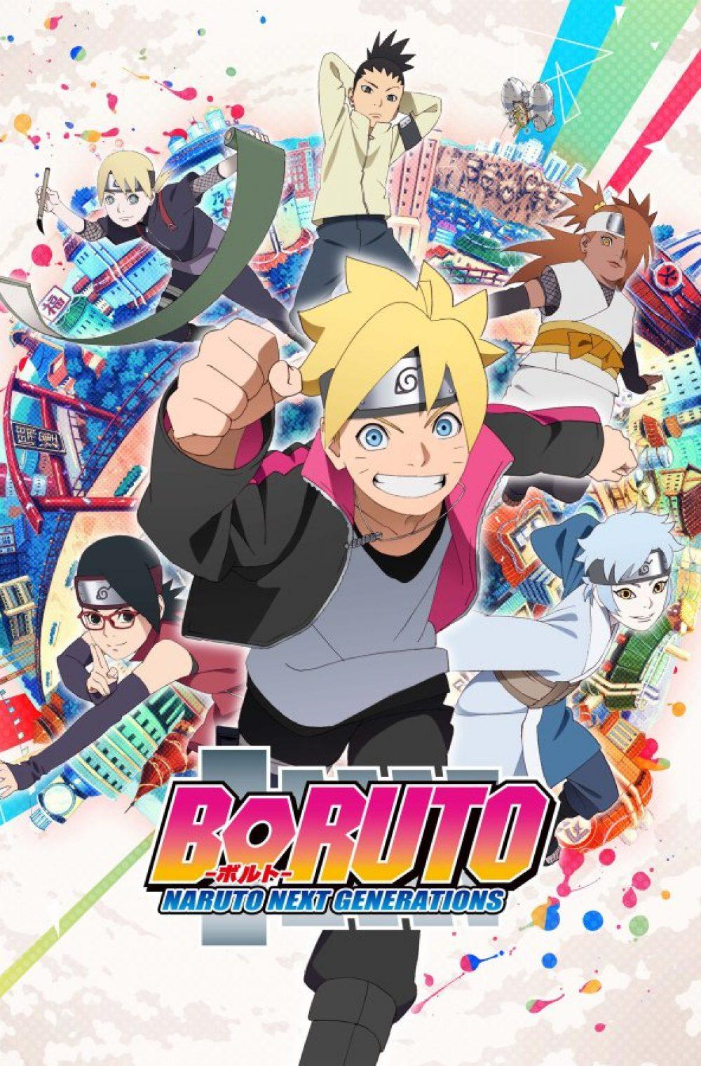 Boruto: Naruto Next Generations (Part 2)